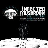 Infected Mushroom Live, Album Release Tour